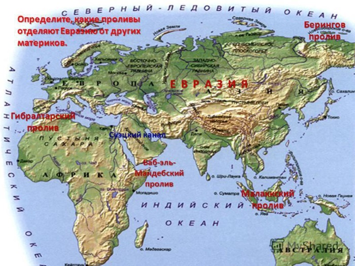"""Баб эль Мандебский пролив на карте мира. Где находится, фото, история """"Врат слез и скорби"""""""