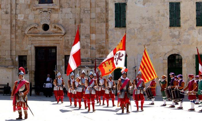 Государство Мальтийский орден. Где находится, столица, флаг. Кто такие рыцари госпитальеры