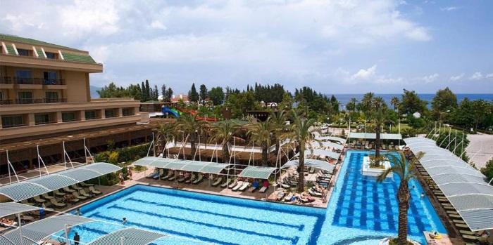 Лучшие отели Кемера 5 звезд, цены: Трансатлантик, Барут, Амбассадор, Дрим отель, Катамаран, Arma s resort