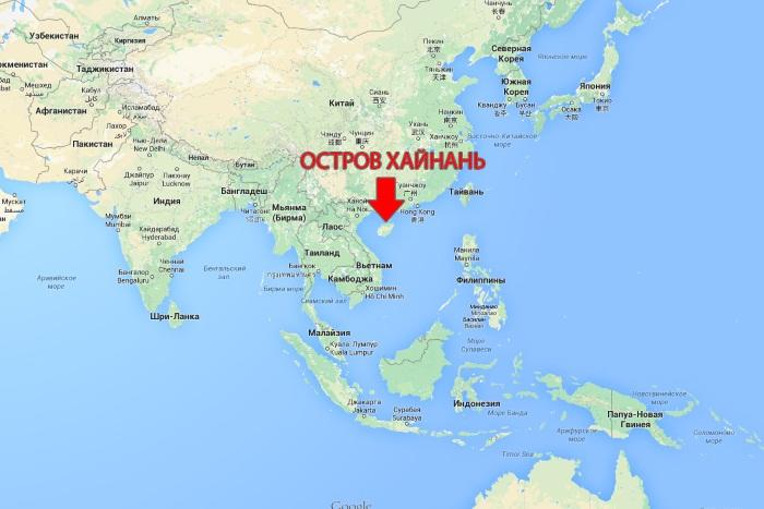 Остров Хайнань в Китае. Цены путевок, отзывы, погода по месяцам, температура воды