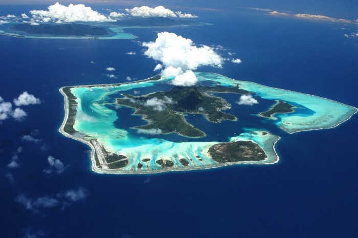 Самые красивые места на Земле для отдыха, жизни, по всем показателям, климату. Фото