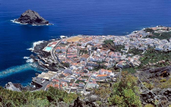 Тенерифе, Канарские острова: туры, цены, погода, достопримечательности, интересные места, океан