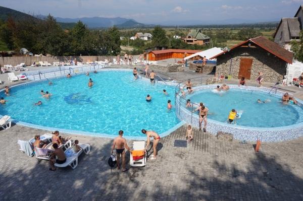 Термальные воды Косино. Источники Закарпатья, как доехать, отели и цены 2020