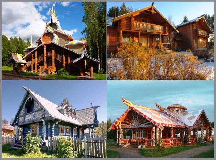 Достопримечательности деревни Мандроги. Как добраться, строения, сувениры, что посмотреть зимой, летом