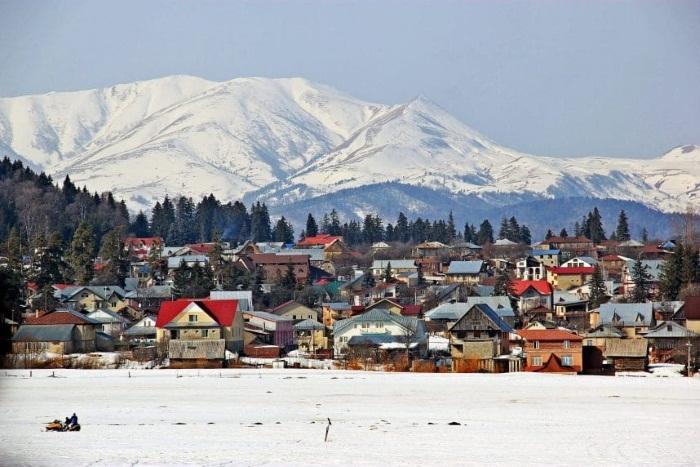 Горнолыжные курорты Бакуриани, Грузия. Фото, погода, трассы, апартаменты, цены