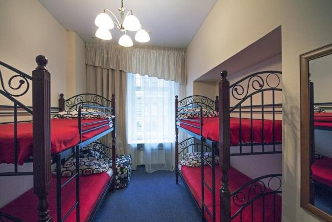 Хостелы в Питере недорого в центре без доплаты, семейные, одноместный, двухместный, трехместный номер. Цены