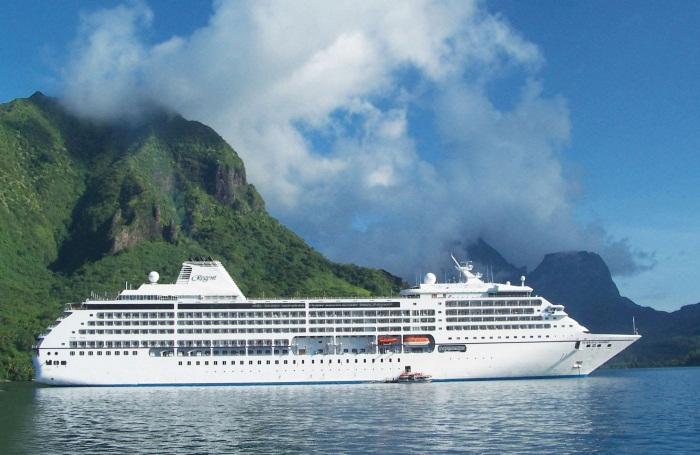Сейшельские острова океан