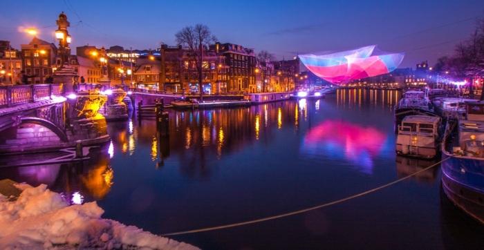 Достопримечательности Амстердама, Нидерланды. Фото города с описанием, адресами, карта на русском. Отзывы туристов