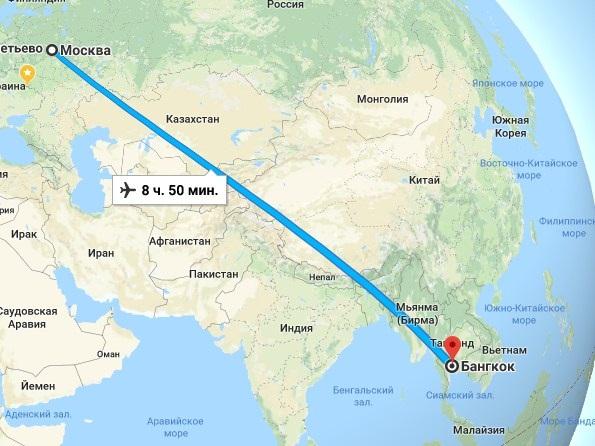 Горящие путевки в Таиланд из Москвы, Казани, Новосибирска, Красноярска, Екатеринбурга, Краснодара, Барнаула, Иркутска. Цены все включено