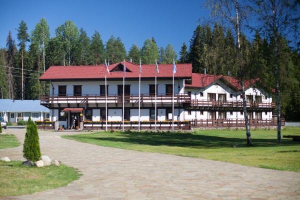 Гостиницы и базы отдыха парка Рускеала. Расположение на карте, услуги, цены