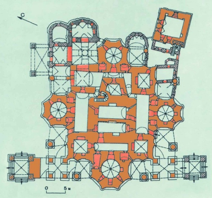 Храм Василия Блаженного на Красной площади. История, музей, экскурсии
