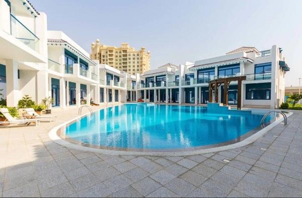 Пальма Джумейра (Jumeirah) Дубае, ОАЭ. Фото, отели. Цены на отдых
