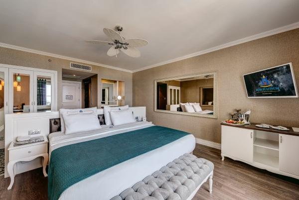 Руби Платинум отель 5* Турция, Аланья. Цена, варианты размещений, пляж, SPA. Цены на туры