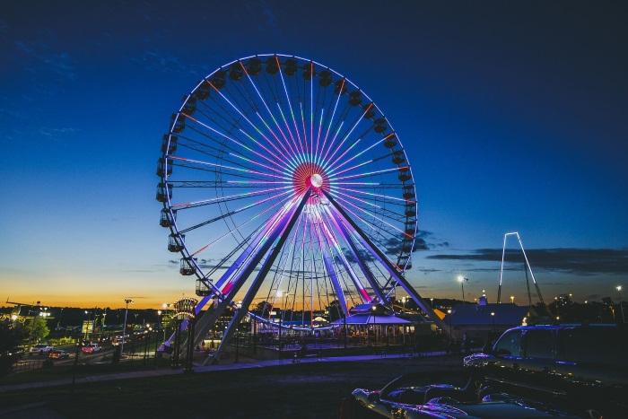 Самое большое колесо обозрения в мире. Высота, где находится, рейтинг 2019, фото