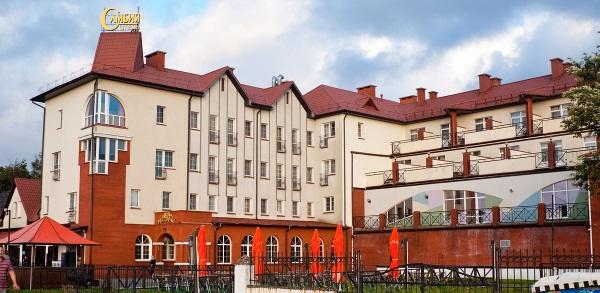 Зеленоградск Калининградской области. Отели у моря, санатории, достопримечательности