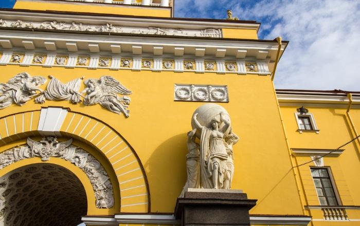 Адмиралтейство в Санкт-Петербурге. Фото, история, описание, адрес