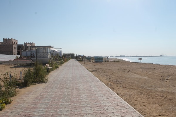 Актау Казахстан. Отдых на Каспийском море. Отели, базы отдыха, фото города на море, достопримечательности