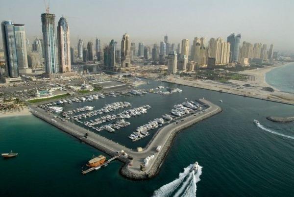 Арабские Эмираты. Где находится ОАЭ на карте мира, море, достопримечательности, погода. Курорты для отдыха