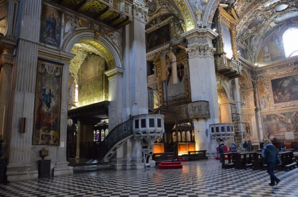 Бергамо, Италия. Достопримечательности и описание, что посмотреть в городе