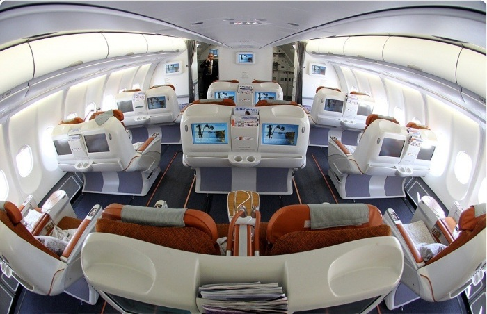 Бизнес класс А380 Эмирейтс отзывы