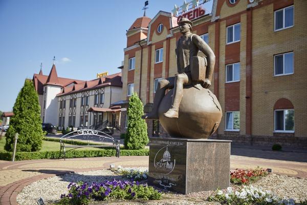Брянск. Достопримечательности города, фото с описанием на карте