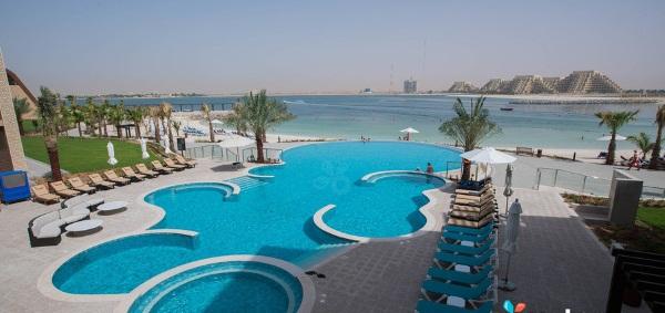 Doubletree by Hilton Resort Spa Marjan Island ОАЭ. Описание отеля, цены туров