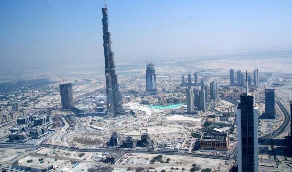 Дубай. Достопримечательности на карте, фото, схема метро, что посмотреть туристу