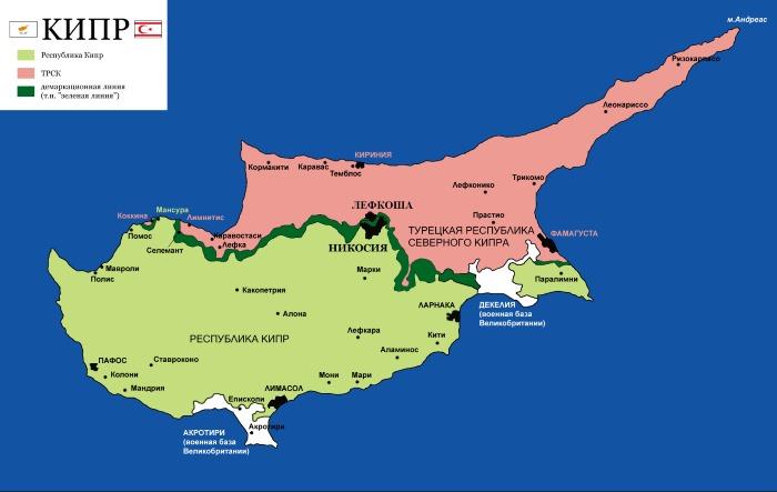 Фамагуста. Город призрак на Кипре. История, почему заброшен