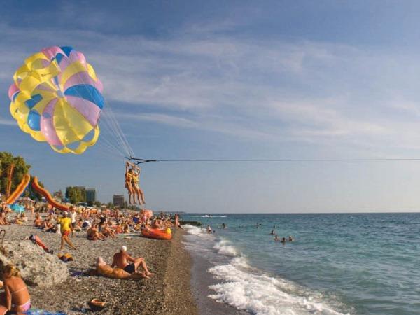 Гагры город. Фото пляжа, развлечения, частный сектор, достопримечательности, что посмотреть туристу