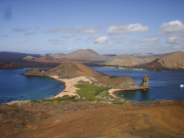 Галапагосские острова на карте мира. Где находятся, цены на туры, отдых