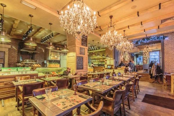 Где дешево поесть в Москве в центре. Столовые и кафе с вкусной едой