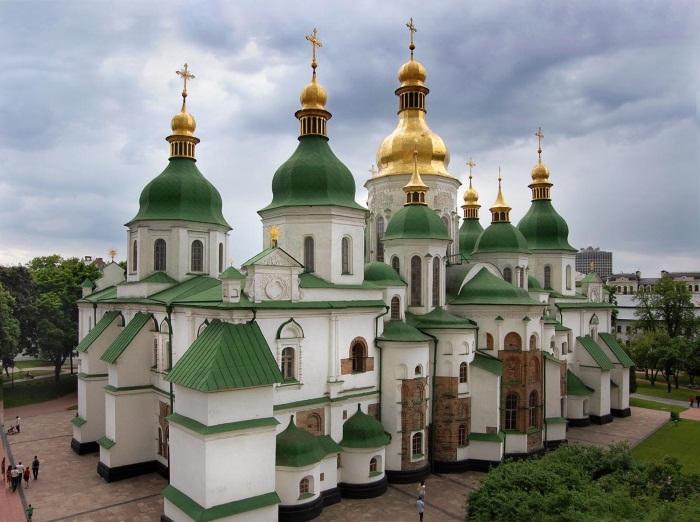 Святая София (Киев) - это... Что такое Святая София (Киев)?