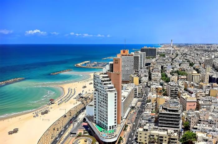 Израиль. Погода по месяцам, температура воды. Мертвое, Красное, Средиземное море, Элайт, Ашкелон, Тель-Авив, Нетания