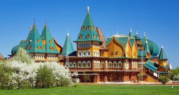 Как добраться до парка Коломенское и дворца Алексея Михайловича на метро. Как добраться до Коломенского