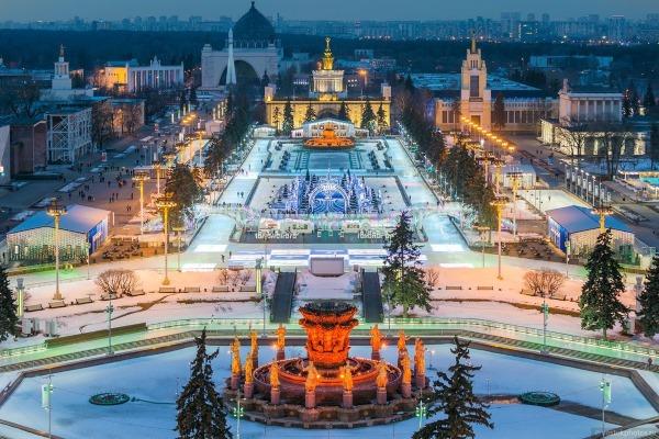 Красивые места в Москве, чтобы погулять, для туристов, прогулки вечером, фотосессии, летом, зимой, осенью