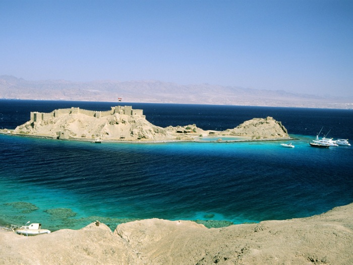 Красное море. Где находится на карте мира, страны для отдыха, курорты, цены на туры