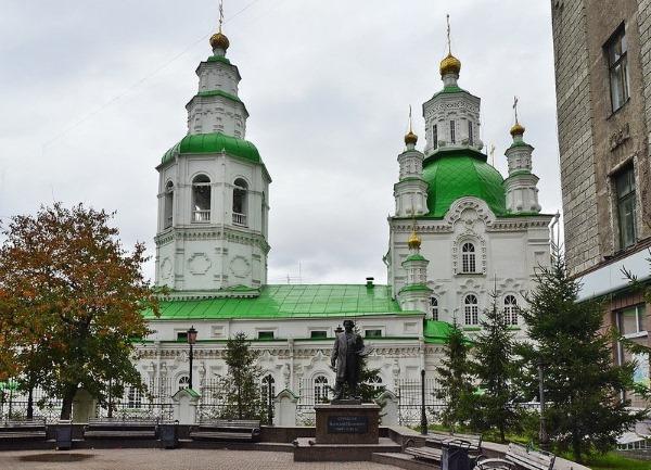 Красноярск. Куда сходить, достопримечательности с названиями и описанием