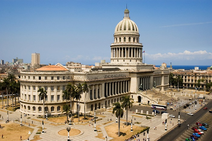 Курорты Кубы на Карибском море. Названия, расположение на карте, цены