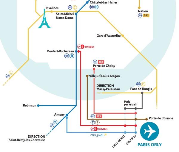 Метро Парижа. Схема на русском, станции, стоимость билетов 2020