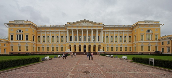 Михайловский дворец в Санкт-Петербурге: фото, история, описание