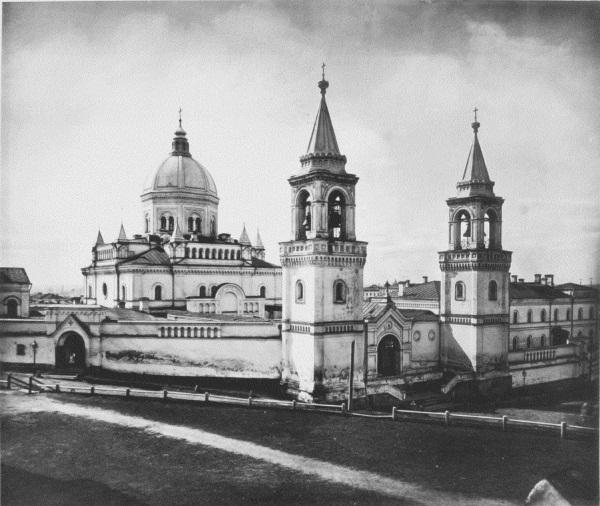 Монастырь Иоанна Предтечи в Москве. Расписание богослужений, Обруч. Адрес, как добраться на метро, машине