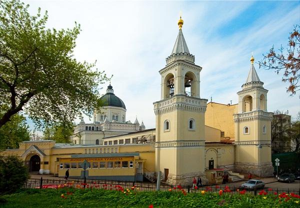 Монастырь Иоанна Предтечи в Москве. Фото, расписание богослужений, Обруч. Адрес, как добраться на метро Китай город, доехать на машине