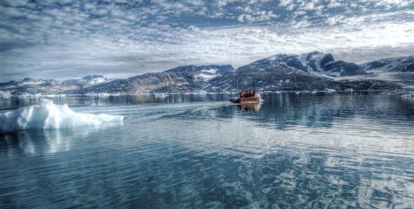 Моря северного ледовитого океана  список