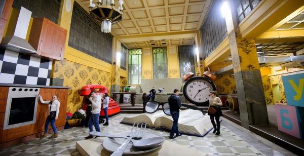 Музей Иллюзий в Санкт-Петербурге. Фото, описание, адрес, цены