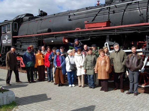 Музей железнодорожного транспорта в Санкт Петербурге. Описание и цены