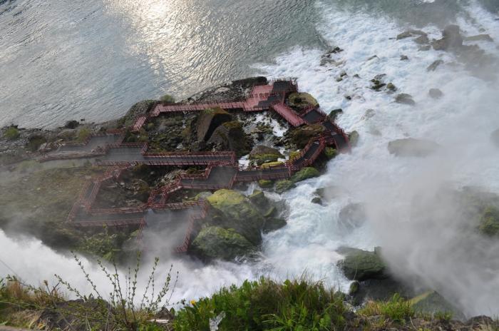 Ниагарский водопад. Фото, где находится на карте, чем знаменит, как добраться