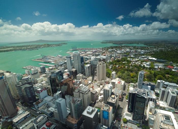 Новая Зеландия. Природа, города, достопримечательности, фото и описание