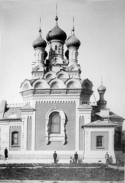 Новодевичий монастырь в Санкт-Петербурге. Описание, история, адрес