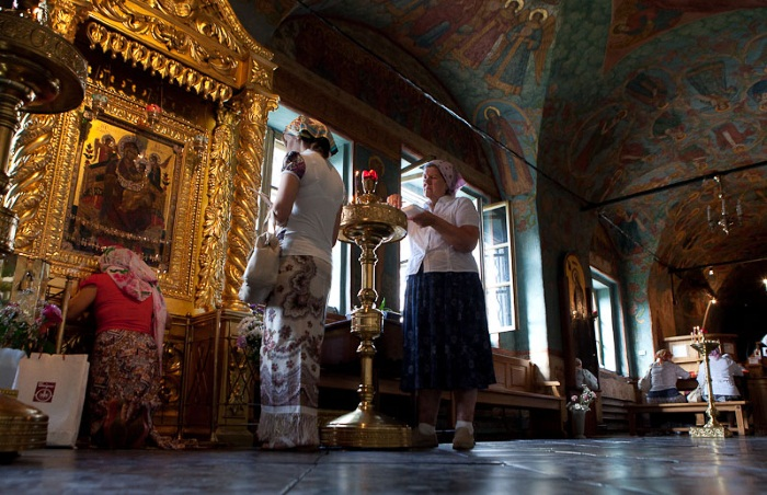 Новоспасский монастырь в Москве. История, описание, адрес, как проехать