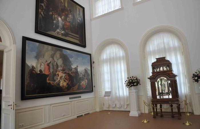 Ораниенбаум дворцово-парковый ансамбль под Санкт-Петербургом. Экскурсии, достопримечательности города